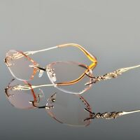 Luxury Pure Titanium Spectacles Woman Glasses Optical Eyeglasses Frame eyewear