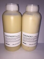 DAVINES NOUNOU NOURISHING SHAMPOO AND CONDITIONER 1000ML SET
