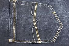 NEW DESIGNER JEANS  Gardeur 36 X 30 Blue BATU 73% COTTON Stretch $210