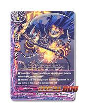 Buddyfight x 4 Gate Guider, De Lomeer [H-BT04/0094EN C] English Mint Future Card