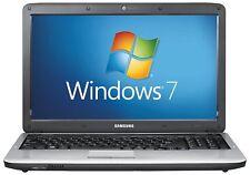 Samsung R519 DUALCORE 500GB HDD 4GB RAM Windows 7 Laptop