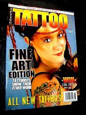 Tattoo Revue magazine 2008 #133