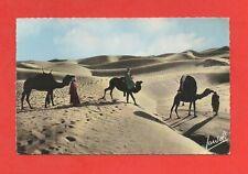 Scènes et types - Bassour dans les dunes   (K2856)