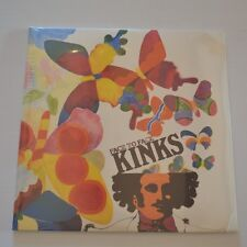THE KINKS -FACE TO FACE- 2011 NUMBERED UK LTD. EDITION 2LP COLOR VINYL SEALED!!!