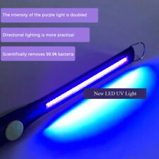 30 LED Portable UV Sterilizer Light UVC Handheld Stick Lamp USB Charging Strip
