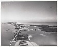 "EARLY FLORIDA KEYS ""OVERSEAS HIGHWAY"" ~ ( 3 PHOTOS) ~ c. - 1950"