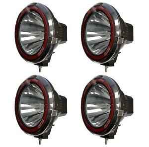 9 inches 4x4 Off Road 6000K 55W Xenon HID Fog Lamp Light Spot (4pcs)