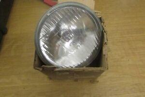 1974 1975 NOS YAMAHA DT125 HEADLIGHT HEAD LAMP LENS ASSY 444-84320-61