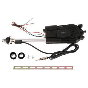 LAZNG Antena de Aleta de tibur/ón de Coche Antenas de Radio FM Am para Audi A3 A4 A5 A6 A7 A8 B6 B7 B8 C5 C6 TT Q3 Q5 Q7 S3 S4 Color : Gris