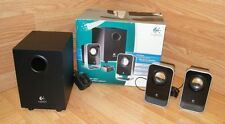 Logitech (LS21) Wired Right & Left 2.1 Stereo Speaker System w/ Subwoofer
