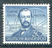 Bund Nr. 150 sauber postfrisch Nikolaus Otto BRD 1952 Michel 32,00 € MNH