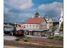 """PIKO 61820 H0 Bahnhof """"Burgstein"""" *NEU & OVP* Gebäude Bausatz"""