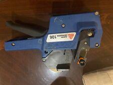New listing Avery Dennison 106 Label Pricing Gun,1 line 6 char., 36 label rolls