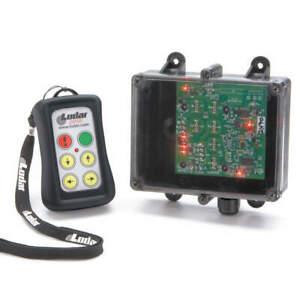 LODAR 92104-8 Wireless Winch Remote Control,4 Function