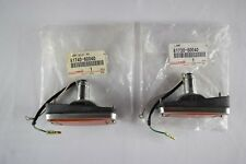 Genuine Toyota Land Cruiser FJ40 FJ45 OEM Side Turn Signal Marker Lights Lamps