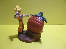 Goku vs Cell Diorama Vinyl  Figure Dragon Ball Z MEGA HOUSE  : 138