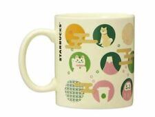 Starbucks Japan Mug Icons Green 355ml Limited Japanese motif Mt.Fuji Daruma 2020