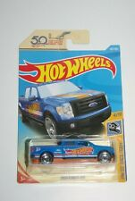 Hot Wheels 50th anniversary 2009 FORD F-150 PICKUP TRUCK HW 50 RACE TEAM 287/365