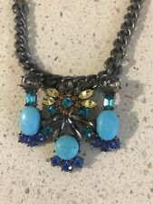 Saba Fashion Chunky Stone Necklace
