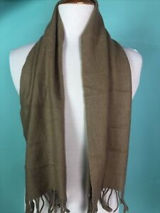 Club Room by Charter Club 100% Cashmere Men's Scarf