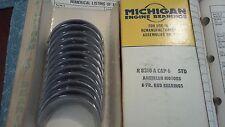 8310 A CAP STD. Michigan engine bearings Rod Bearings. (CB960P)  6 PR.