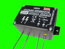NEU! 12 V-Mini Weidezaun-Generator Hochspannungsgenerator max.1kV -Elektroschock