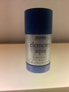 Hugo Boss Elements Aqua Deodorant Stick 75 ml Neu