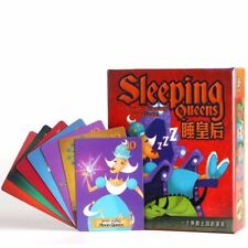SLEEPING QUEENS Card Game - Interactive Family Fun - Ages 8+
