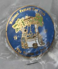 Disney National Fantasy Fan Club NFFC 1987 Snow White Pin Fairest of them All