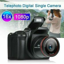 Digital SLR Camera 2.4 Inch TFT LCD Screen HD 16MP 1080P 16X Zoom Anti-shake