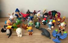 ACTION FIGURE BUNDLE Mixed Toys Including McDonald's