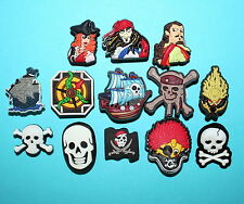 Pirate Cake Decorations 13 Cupcake Toppers Party Favours Piñatas Toys NEW