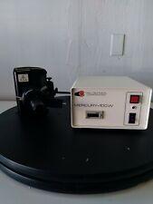 Nikon T1 Fm Fluorescence Adapter Nikon Mh M100cb 1 Lamphouse Mercury Power Sply
