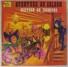 Okley 33 tours Aventure au Saloon Western en chansons