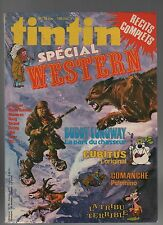 Super Tintin n°5. Spécial Western. Lombard 1979. MOEBIUS, Buddy Longway Comanche