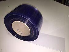 Strip Curtain 6 Wide X 50 Roll Cooler Freezer Pvc Usda Nsf Clear Door Vinyl