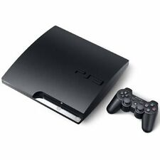 SONY Playstation 3 PS3 Slim 320GB Console Bundle - PRE-OWNED