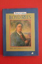 PEAKS & VALLEYS - AN AUTOBIOGRAPHY Lloyd Rees - Australian Artist (HC/DJ, 1985)