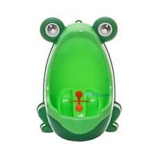 Potty Seat Training Toddler Child Kid Infant Fun Frog Toilet Urine Bathroom B KJ