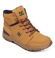 Scarpe Scarponcini Uomo DC Shoes Torstein Wheat Black Boots Montagna Neve