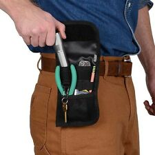 Nite Ize Clip Pock-Its XL DIY Work Utility Tool Belt Holster Pouch Holder Bag