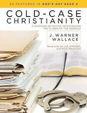 """LIKE NEW COND""  Cold-Case Christianity by J. Warner Wallace (2013)"