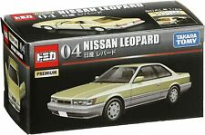 Takara Tomy Tomica #04 Nissan Leopard Suspension 2018 Toy Car