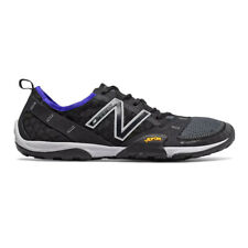 New Balance Mens Minimus 10v1 Trail Running Shoes Trainers Sneakers Black Blue