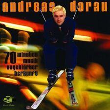 Andreas Dorau 70 Minuten Musik ungeklärter Herkunft (1997) [CD]