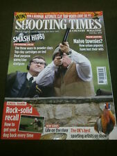 SHOOTING TIMES - UK BEST SPORTING ARTISTS - MAY 2 2012