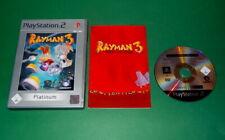 Rayman 3 Hoodlum Havoc mit Anleitung und OVP fuer Sony Playstation 2 PS2