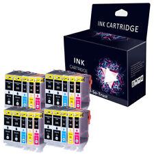 20 INK CARTRIDGES FOR CANON PIXMA iX4000 iX5000 MP500 MP510 MP520 PGI5 CLI8