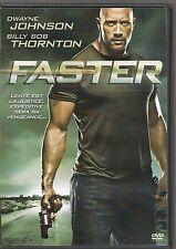 DVD ZONE 2--FASTER--JOHNSON/THORNTON/TILLMAN
