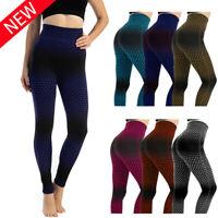 Damen Stretch Hose Jeans-Look Röhre Skinny Leggings Leggins Treggings Jeggings*